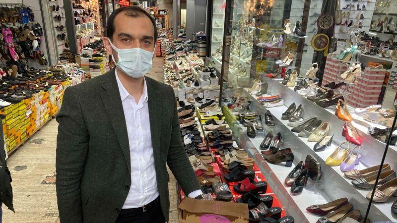 Ali Güney'den Fatma Hürriyet'e Salvolar! Ayakkabıcılar Çarşısında Çile Bitmiyor...