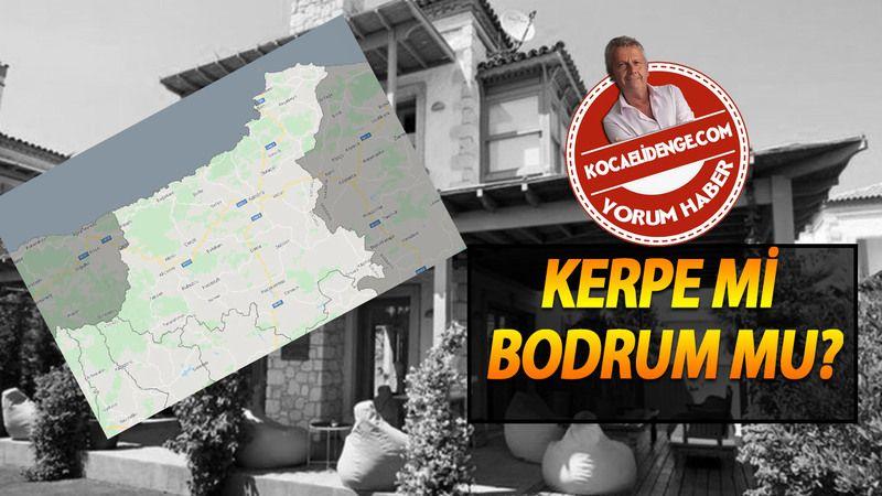 25 Bin TL'ye Kerpe'de Kiralık Yazlık Ev Olur Mu?