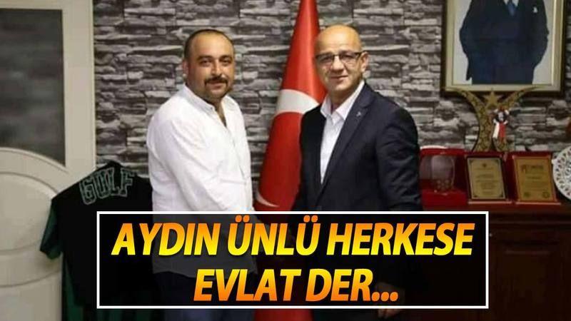 """MHP'de İstifa Şoku! Aydın Ünlü'nün """"Evlat"""" Dediği Tunca, Görevi Bıraktı!"""