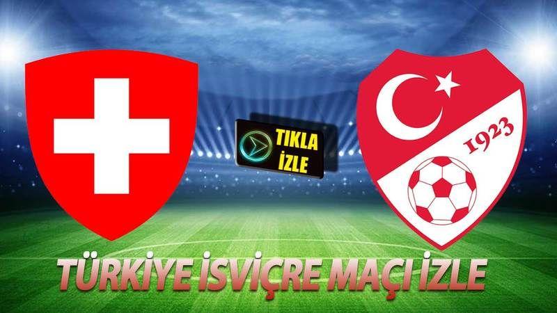 Euro 2020 Türkiye - İsviçre Maçı Canlı İzle! Türkiye - İsviçre TRT Spor Canlı İzle! 20 Haziran 2021 Türkiye Maçı Full Kesintisiz İzle