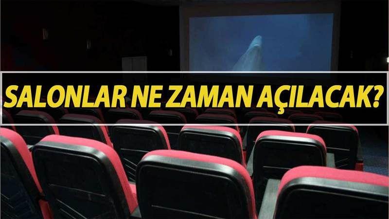 Sinemalar Ne Zaman Açılacak? Sinema Salonları Açık Mı? 1 Temmuz'dan İtibaren...