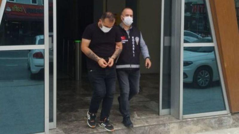 Aranan Hükümlü Derince'de Yakalandı! (21 Haziran 2021)