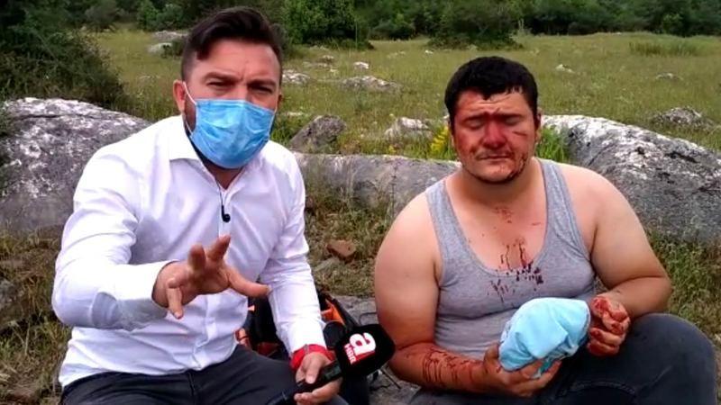 Lütfü Türkkan'ın Kaçak Çiftliğinde Kan Aktı! Çalışanlar Gazeteciye Saldırdı, Lütfü Türkkan'ın Şoförü Gözaltında!