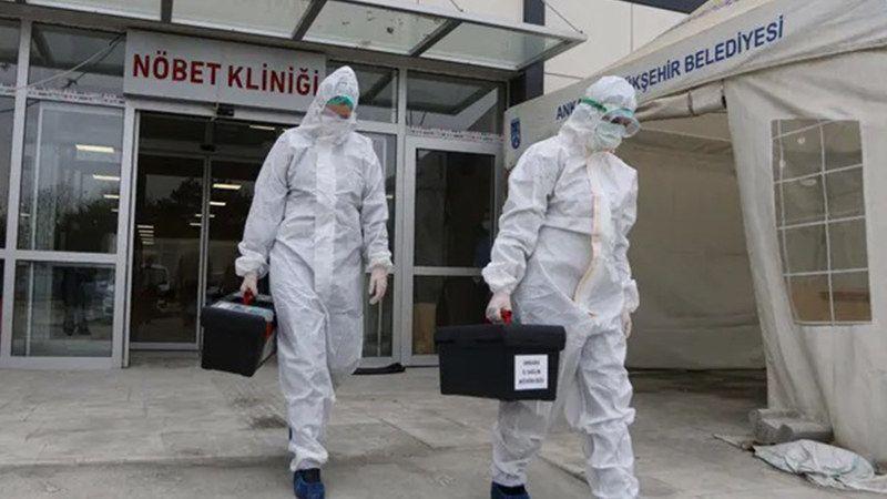 Son Dakika! Sağlık Çalışanlarına İstifa Yasağı Kaldırılıyor