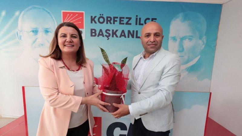 """Fatma Hürriyet Körfez'e Gitti! Ziyarette Mesaj Verdi: """"Bundan Sonra Daha Sık Görüşeceğiz..."""""""