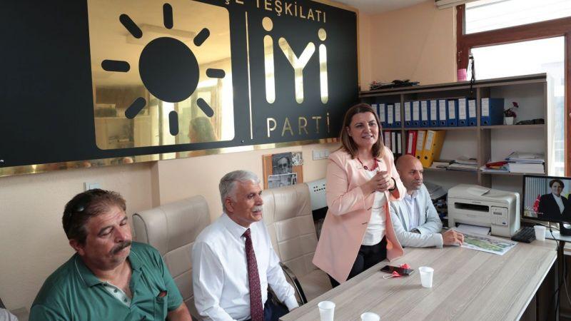 Kocaeli Millet İttifakı, Körfez'de Buluştu! CHP ve İyi Parti'nin Arasından Su Sızmıyor! Fatma Hürriyet...