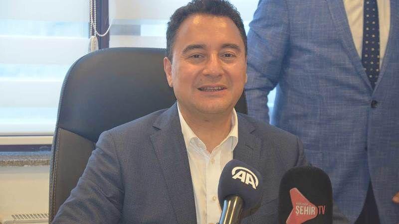 Ali Babacan Kocaeli'yi Şampiyon İlan Etti! Dört Bir Yandan Seçmene Dokunan Örgütüz