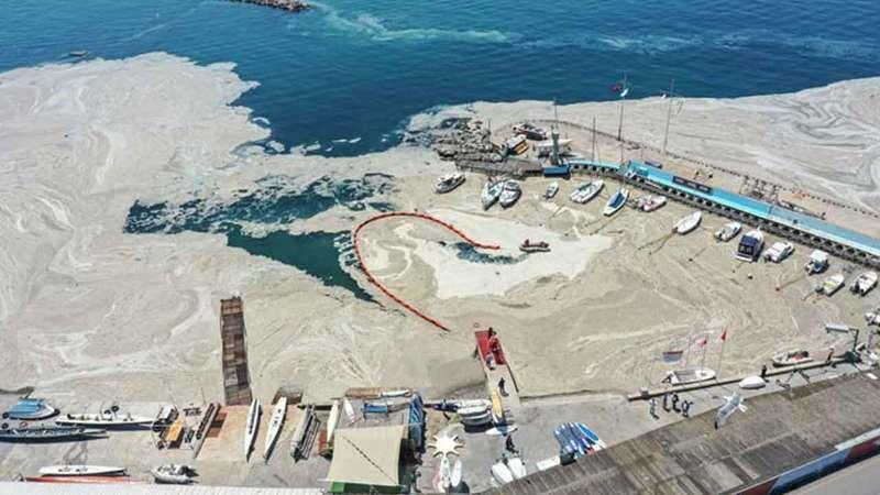 Marmara Denizimiz Temizleniyor! Müsilaj Mesaisine Tam Gaz Devam