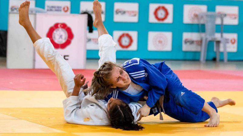 Bir Maşallahınızı Alırız! Kağıtsporlu Judocular Madalyalara Ambargo Koydu...