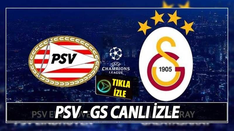 PSV Galatasaray Maçı Canlı İzle! Galatasaray Maçı Şifresiz İzle! 21 Temmuz 2021 Galatasaray - PSV TV8 Full Kesintisiz İzle