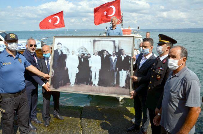 Atatürk 88 Yıl Önce Karamürsel'e Geldi, O Mekanda Kahvesini Yudumlayıp...