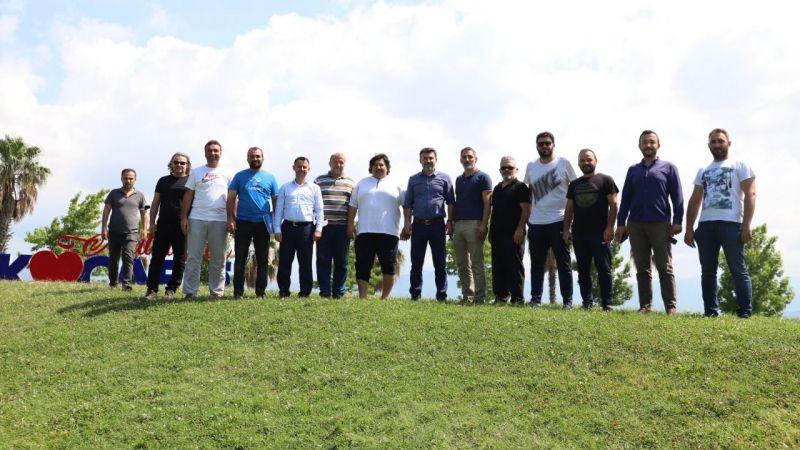 Pehlivanlar Sekapark'ta Er Meydanına Çıkıyor