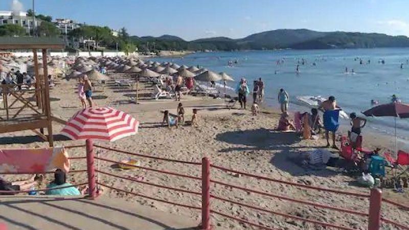 Kandıra'da 4 Plajda Denize Girmek Yasaklandı!