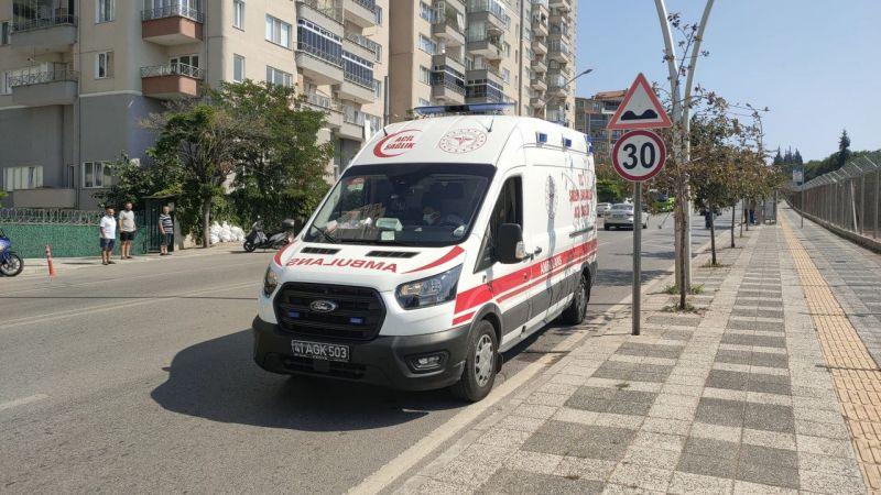Gebze'de Feci Kaza! Kafa Kafaya Çarpıştılar, Kazayı Görenler Yardıma Koştu