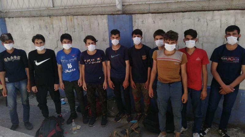 Kocaeli'de 19 Kaçak Göçmen Daha Yakalandı!