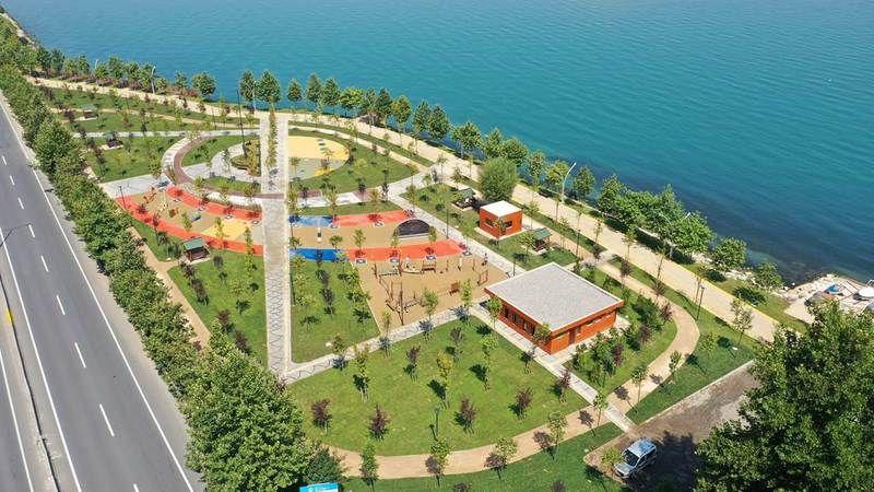 Aktif Park Türkiye'ye Örnek Olacak! Burada Yok Yok...