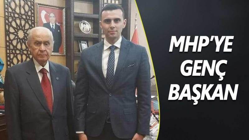 MHP Kocaeli İl Başkanı Yunus Emre Kurt: 30 Yaşına Gelmeden Başkan Oldu!