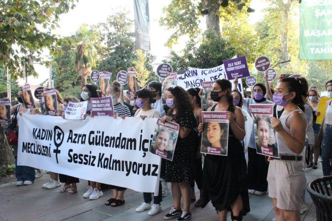 Azra Gülendam Haytaoğlu Cinayeti Kadınları Sokağa Döktü: Çok Sert Açıklama Geldi! Neler Oluyor?
