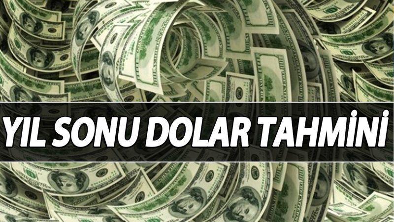 Yıl Sonu Dolar Tahmini Ne Kadar? 2021 Yıl Sonu Kur Kaç TL Olacak? İşte Yıl Sonu Dolar ve Enflasyon Oranı