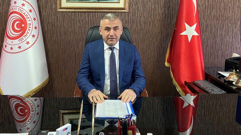 Gümrükte Flaş Gelişme! Yaşar Yaman Ocak Asaleten Atandı...