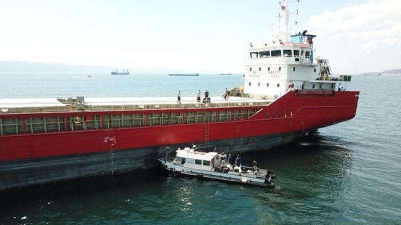 Kocaeli Son Dakika: Demir Yüklü Gemide Korona Çıktı! Mürettebat Karantinaya Girdi