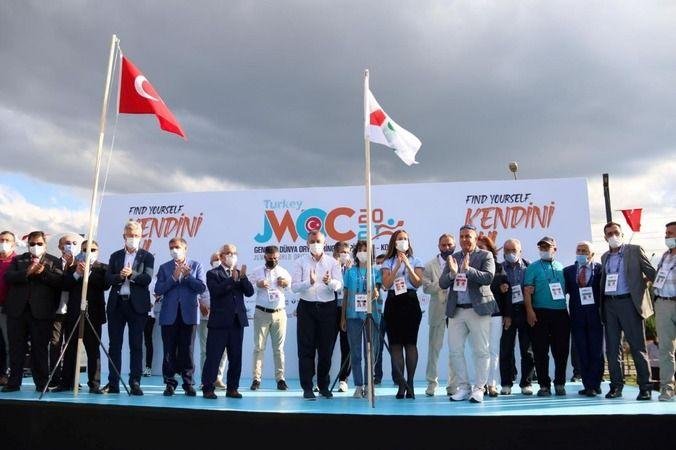 """Mutlu Şehir Kocaeli Muhteşem Bir Organizasyona Daha Ev Sahipliği Yaptı: 30 Ülke, 333 Sporcu İzmit'te! """"Gençler Dünya Oryantiring Şampiyonası"""""""