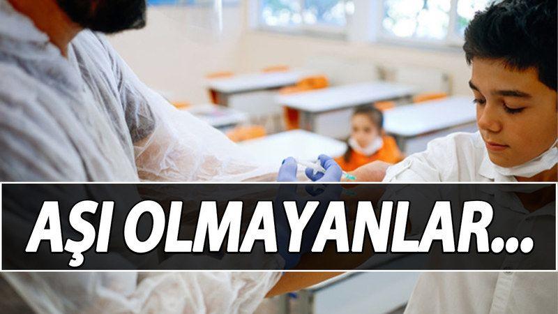 Öğrencilere Aşı Zorunlu Mu? Aşı Olmayan Öğretmen Öğrenci Okula Gidebilecek Mi? Özel Hastanede Aşı Ücretli Mi?
