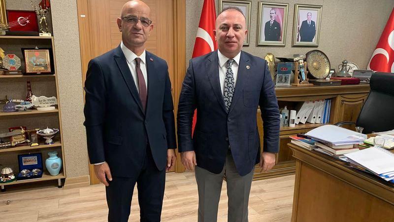 Aydın Ünlü Geri Döndü: MHP Genel Merkezi'nde Önemli Ziyaretler! Ekim'de Sahaya Çıkacak!