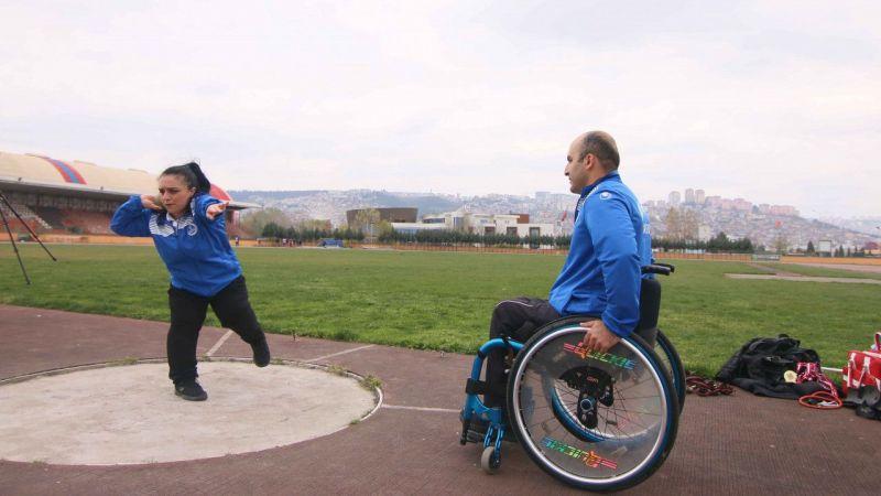 Büyükşehir'in Ödüllü Projesi Start Alıyor! Engelleri Sporla Aşmak İçin 'Ben de Varım''...
