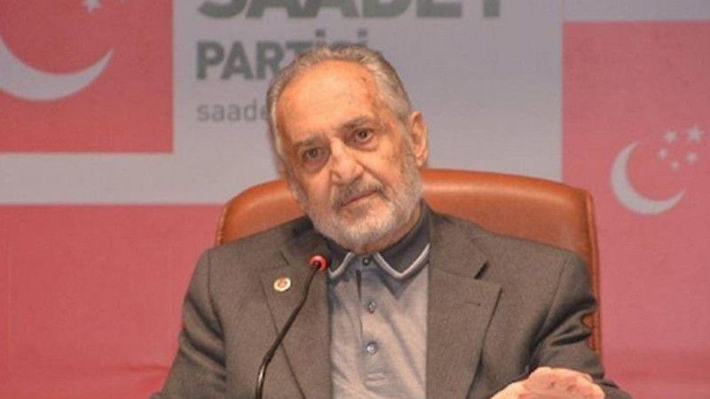Oğuzhan Asiltürk Kahreden Haber Geldi: Saadet Partisi Açıklama Yaptı! Oğuzhan Asiltürk Öldü Mü?