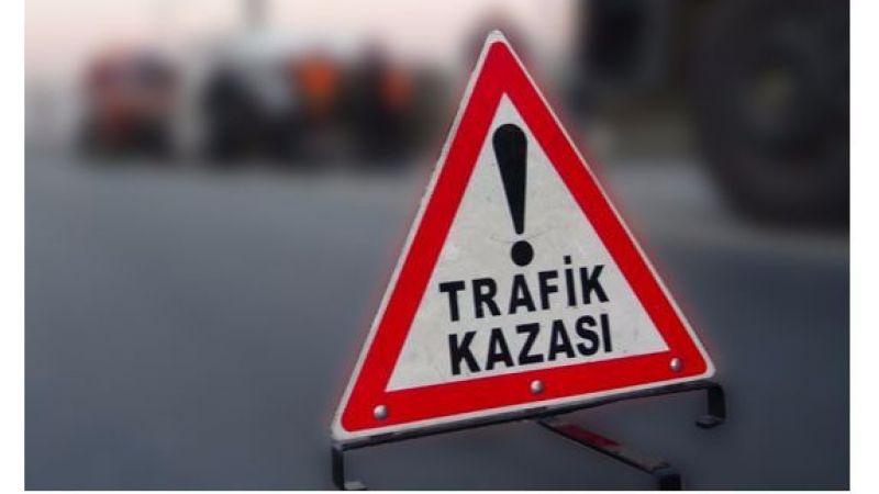 Gebze'de Korku Dolu Anlar! Halk Otobüsü Çarptı, Az Daha Canından Oluyordu
