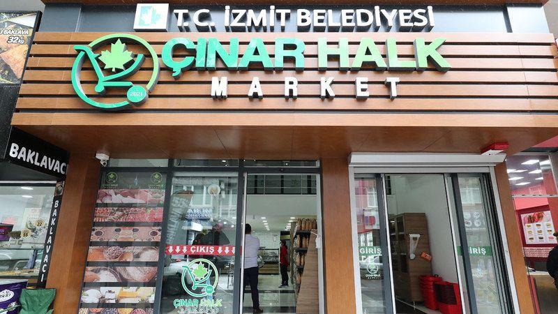 Çınar Halk Market Bir Tık Uzağınızda!