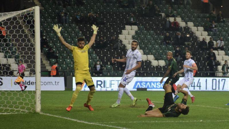 Altın Değerinde Bir Gol: Kritik 3 Puan! Kocaelispor, Tuzlaspor'u Ezdi Geçti...