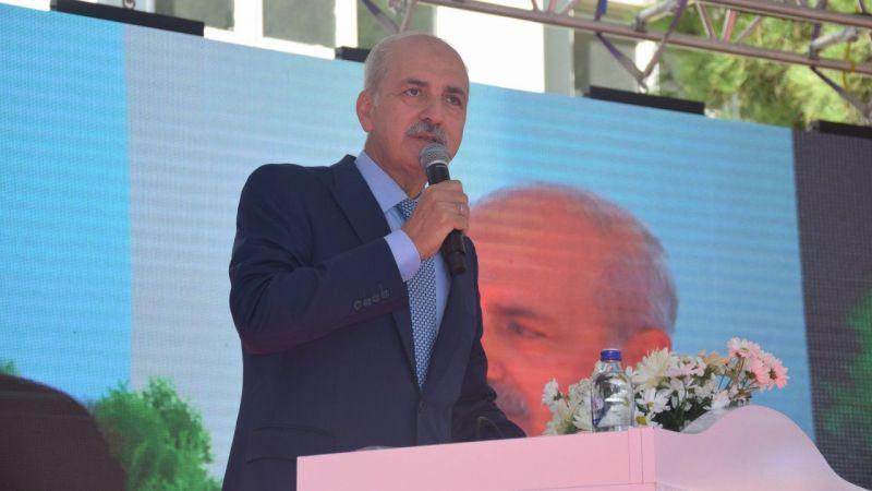 AK Parti Genel Başkanvekili Kurtulmuş Kocaeli'de! Yeni Üniversitede İlk Ders Numan Kurtuluş'tan...