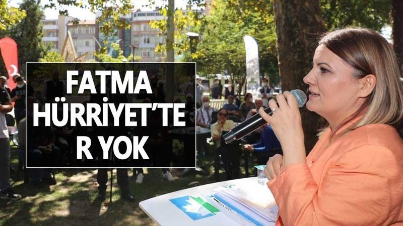 Fatma Hürriyet'te Geri Vites Yok: Cumhuriyet Parkı'ndaki Çay Bahçesini Meydan Okuyarak Açtı! Neler Oluyor?