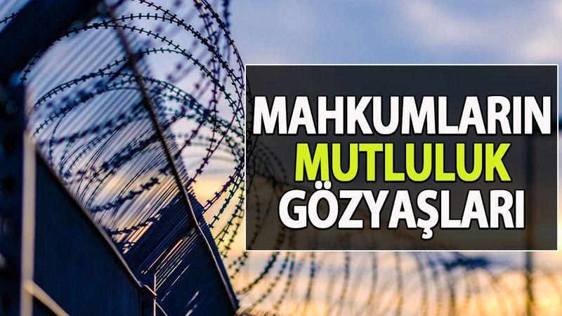 Binlerce Mahkumun Mutluluk Gözyaşları! CTE Son Dakika: Açık Cezaevi İzinleri Uzatıldı Mı? 2021 Açık Cezaevi İzinleri Ne Zaman Bitiyor?