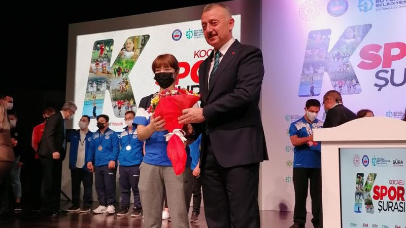 Kocaeli Spor Şurası ve Çalıştayı Başladı: Kocaeli Sporun Başkenti Olacak!