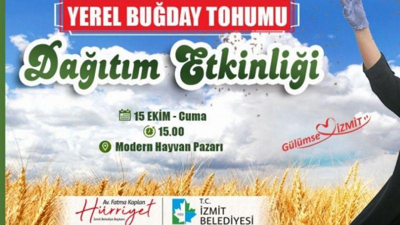 Yerli Buğday Seferberliği: Arpa Ekersen Buğday Biçemezsin, Ve Nefret Ekersen De Hiçbir Zaman Sevgi Biçemezsin!