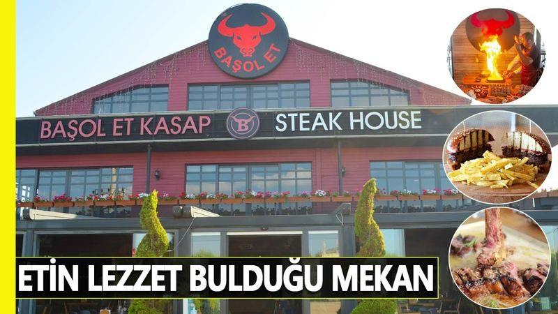 """Kocaeli Lezzet Durağı: Başol Steak House! """"Etin En İyisi, En Lezzetli Hali…"""""""