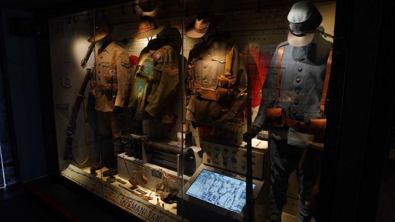 Çanakkale Ruhu Başiskele'de Yaşatılacak! Çanakkale Savaşları Mobil Müze Tırı Geliyor...