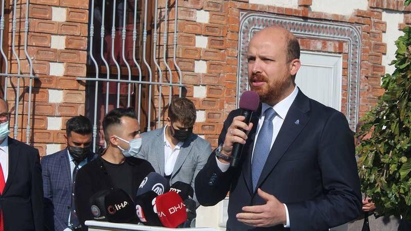 Pembe Köşk Ensar Vakfı'nın!  Bilal Erdoğan Kocaeli'ye Geldi: Tahir Büyükakın Algıya Kapılmadı, Doğru Olanı Yaptı