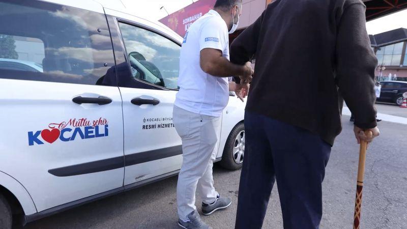 """Tahir Büyükakın Daha Ne Yapsın? Yatalak Hasta, Kocaeli Büyükşehir Belediyesi İle Yürümeye Başladı! """"Piyango Bana Çıktı..."""""""
