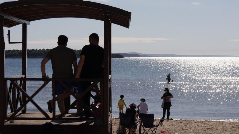 Deniz tutkunları Kandıra'da sezonu açtı
