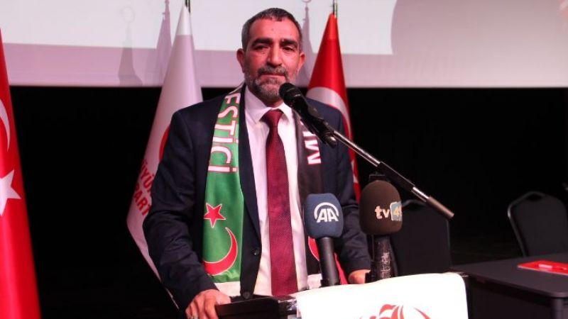 """BBP İl Başkan Kaya'dan Tutuş'a sert sözler """"Senin boyun posun, kilon yetmez"""""""