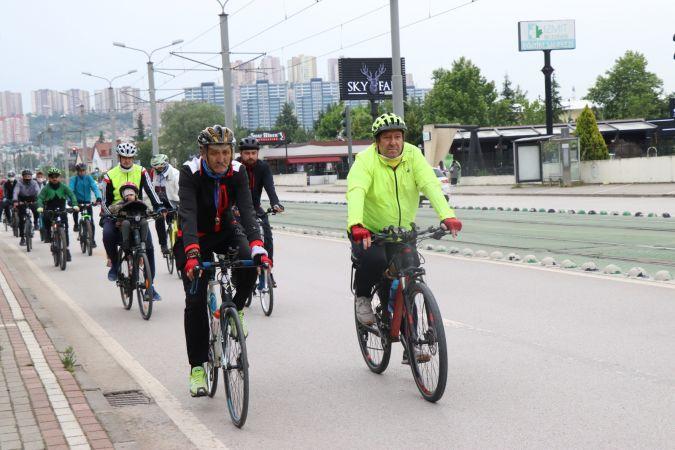 Pedallar Dünya Bisiklet Günü'nde çevrildi