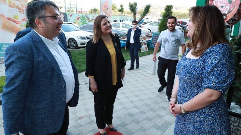 Çayırova'da Hürriyet'e sıcacık karşılama