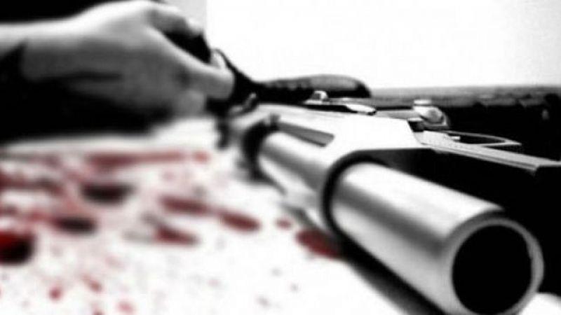 29 yaşında pompalı tüfekle canına kıydı