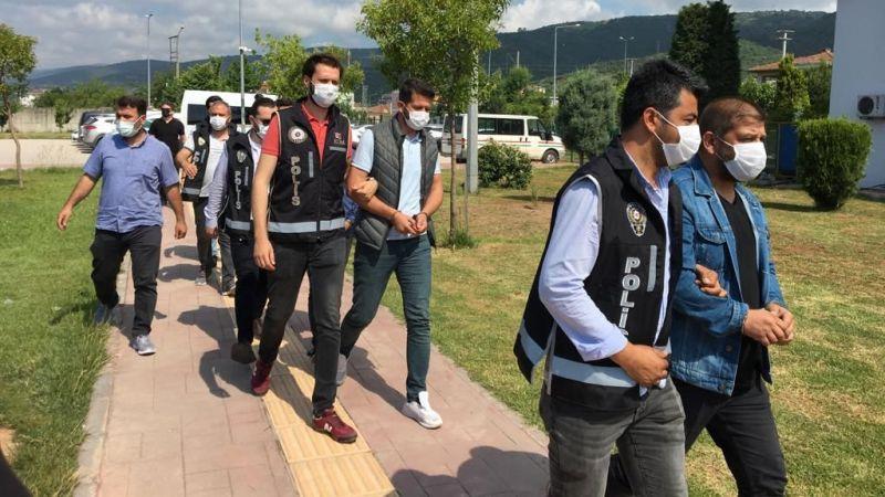 Sigara kaçakçılarına ağır darbe 4 ilde 20 gözaltı