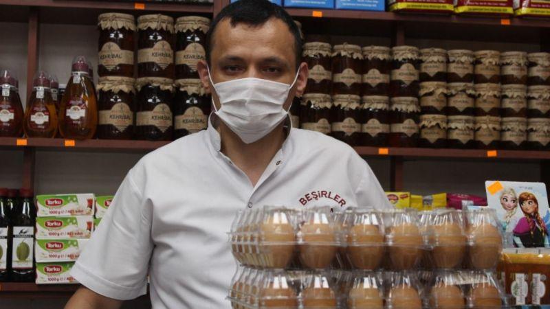 Yumurtanın fiyatı yüzde 30 zamlandı