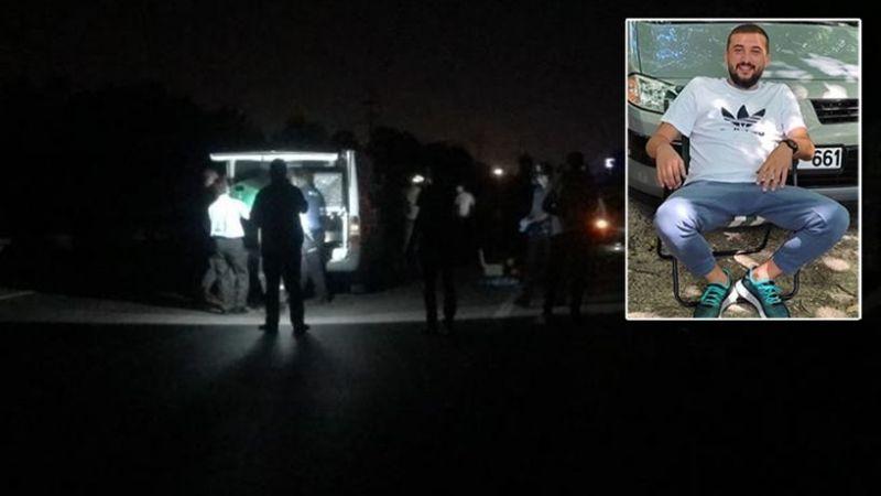 Direksiyon başında cinayete kurban gitmiş Öldüren şahıslar yakalandı